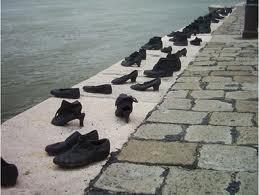 Zapatos al Danubio