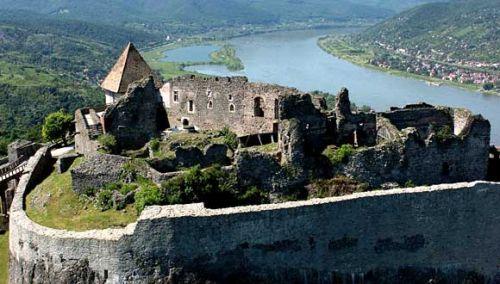 Visegrad fortaleza medieval