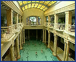 Gellert Bath - inside