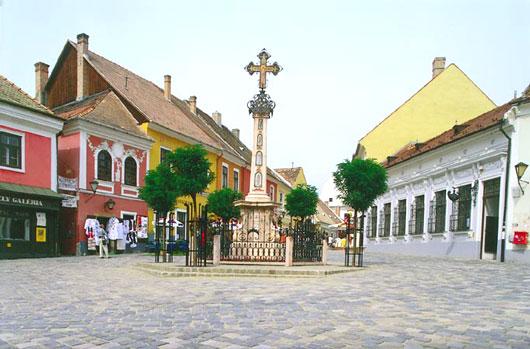 Szentendre - La plaza principal